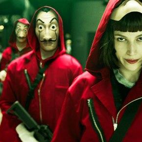 News | La Casa di Carta : Netflix annuncia la data della terzaparte