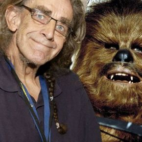 News | E' morto Peter Mayhew, interprete di Chewbacca in StarWars