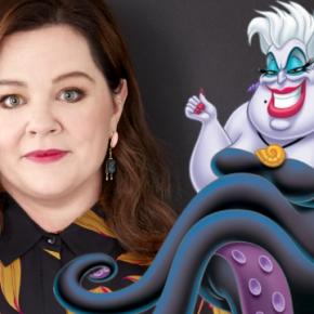 News | Melissa McCarthy potrebbe essere Ursula nel live action di LaSirenetta