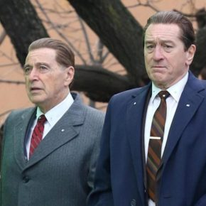 "News | Prime immagini di ""The Irishman"", nuovo film di Martin Scorsese"