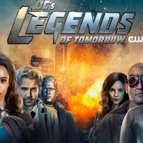 News | Legends of Tomorrow: Terry Chen comparsa in un episodio a tema Genghis Khan