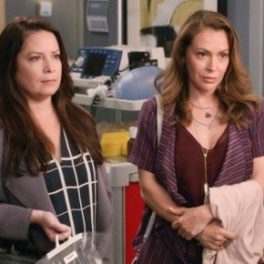 News | Reunion Di Streghe…In Grey's Anatomy