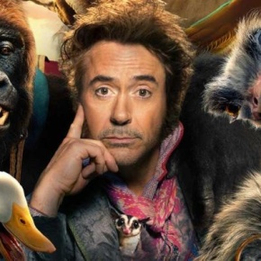 News | Robert Downey Jr. si imbarca in un viaggio pericoloso nel primo trailer di 'Dolittle'