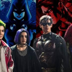 News | Titans, la serie tv DC Universe rinnovata per la stagione3
