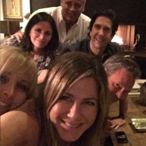 News | Aggiornamenti sulla Reunion diFriends