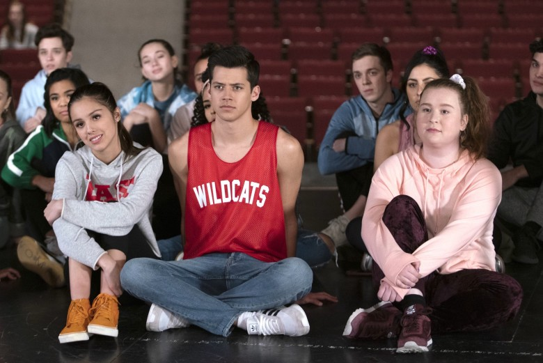 Image result for high school musical the musical 1x10